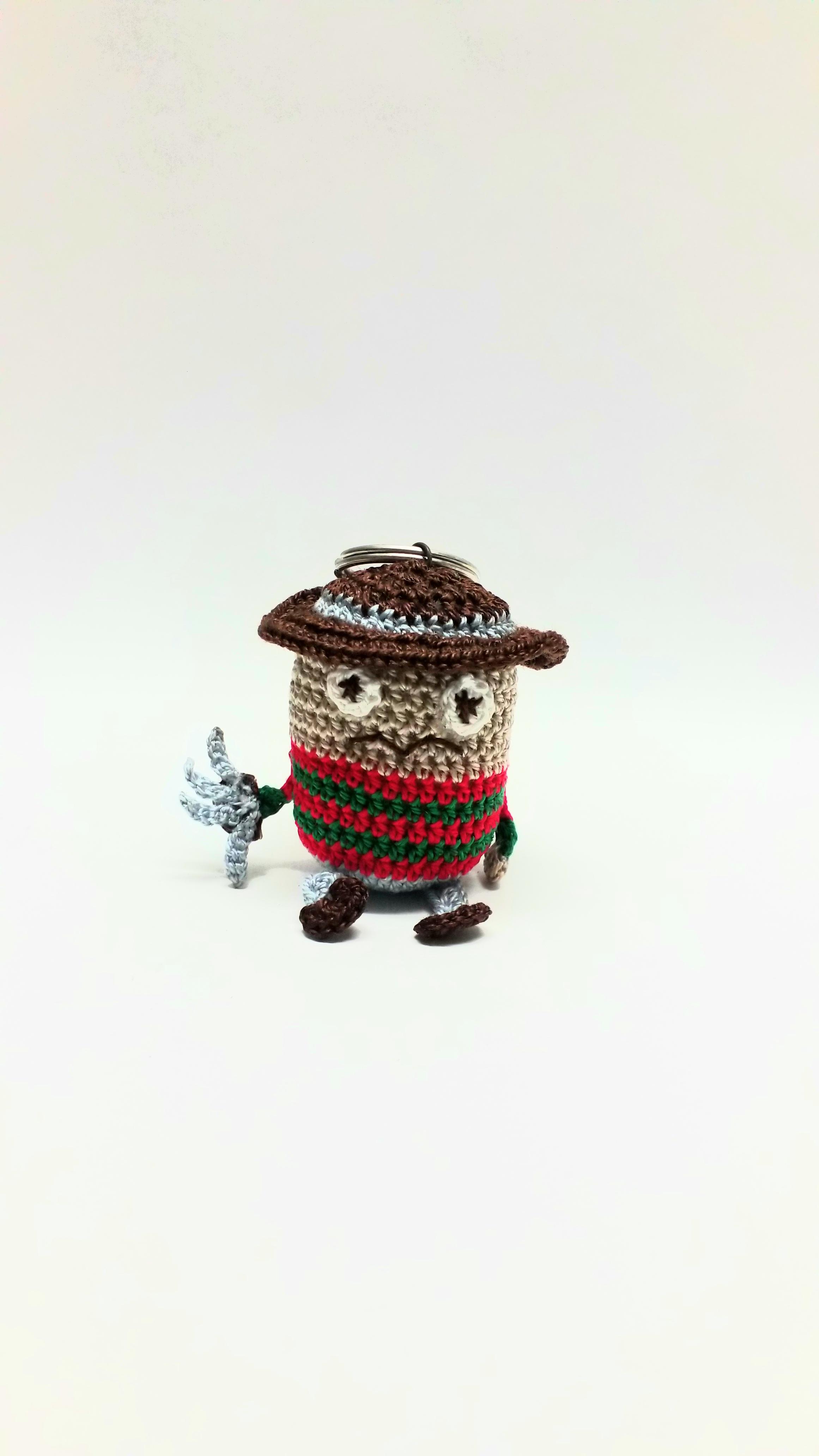 Llavero Perro Pug Amigurumi Tejido A Crochet Llavero - $ 220.00 en ... | 4128x2322