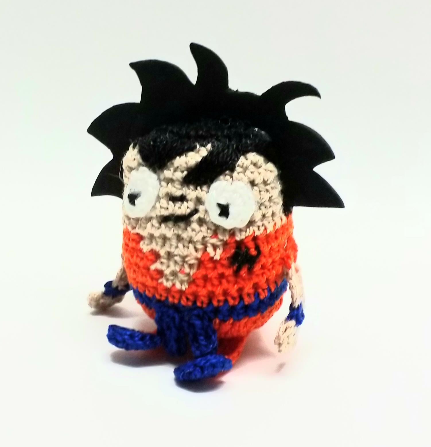 Crochet Amigurumi Hello Kitty Chinese Zodiac Tutorial and Pattern ... | 1559x1502
