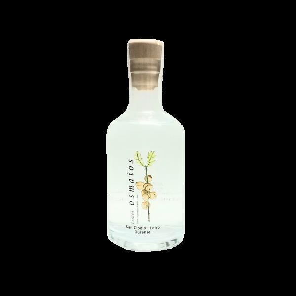 botella orujo blanco casero artesano aguardiente