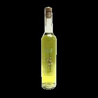 botella orujo artesano de grelos licor casero