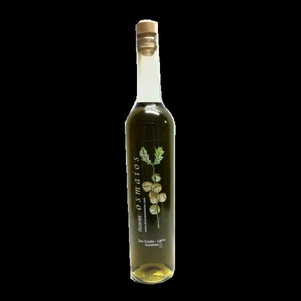 botella orujo artesano de higuera licor casero